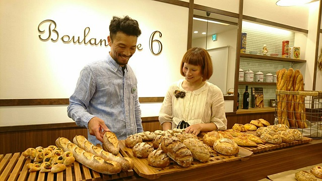 Boulangerie 6 (ブーランジェリー シス) 【滋賀・草津】